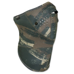 ZAN headgear 3 Panel Neo-X Dark Brushed Camo Neoprene Mask