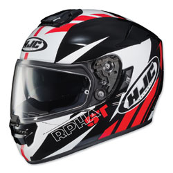 HJC RPHA ST Rugal Red/Black/White Full Face Helmet