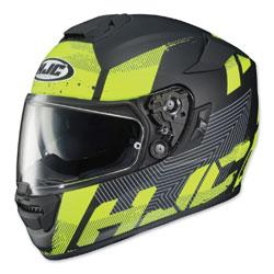 HJC RPHA ST Knuckle Hi-Viz/Gray Full Face Helmet