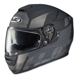 HJC RPHA ST Knuckle Matte Black/Gray Full Face Helmet