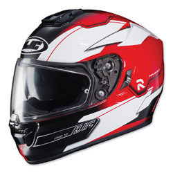 HJC RPHA ST Zaytun Black/White/Red Full Face Helmet