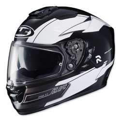 HJC RPHA ST Zaytun White/Black Full Face Helmet