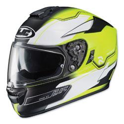 HJC RPHA ST Zaytun Black/White/Hi-Viz Full Face Helmet