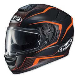 HJC RPHA ST Dabin Matte Black/Orange Full Face Helmet