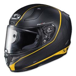 HJC RPHA 11 Pro Riberte Yellow/Black Full Face Helmet