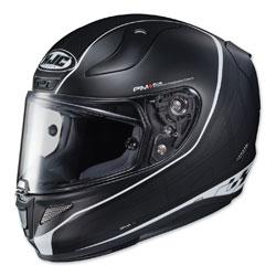 HJC RPHA 11 Pro Riberte White/Black Full Face Helmet