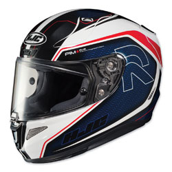 HJC RPHA 11 Pro Darter Blue/Red Full Face Helmet