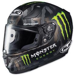 HJC RPHA 11 Pro Monster Camo/Green Full Face Helmet