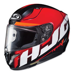 HJC RPHA 11 Pro Spicho Red/Black Full Face Helmet