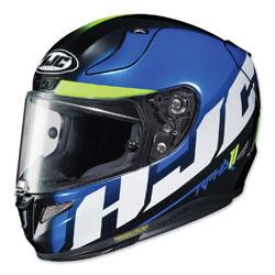 HJC RPHA 11 Pro Spicho Blue/White Full Face Helmet