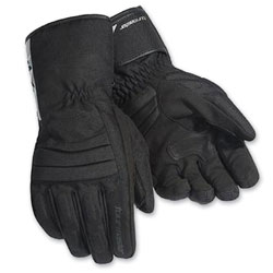 Tour Master Men's Mid-Tex Black Gloves