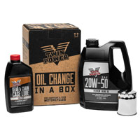 Twin Power Oil Change Kit