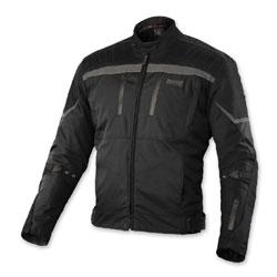 MotoCentric Men's Force Black Jacket