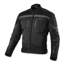 MotoCentric Men's Force Black Jacket
