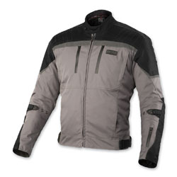 MotoCentric Men's Force Gray/Black Jacket