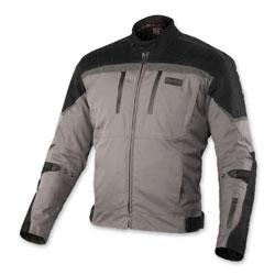 MotoCentric Men's Force Gray/Black Jacket