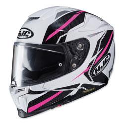 HJC RPHA 70 ST Dipol White/Pink Full Face Helmet