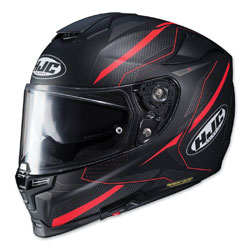 HJC RPHA 70 ST Dipol Red/Black Full Face Helmet