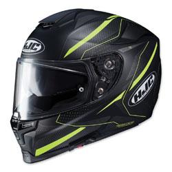 HJC RPHA 70 ST Dipol Hi-Viz/Black Full Face Helmet