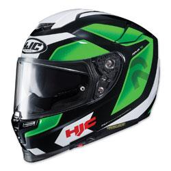 HJC RPHA 70 ST Grandal Hi-Viz/White Full Face Helmet
