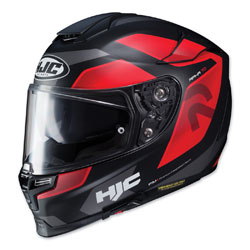 HJC RPHA 70 ST Grandal Red/Black Full Face Helmet