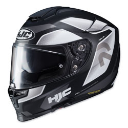 HJC RPHA 70 ST Grandal Black/White Full Face Helmet