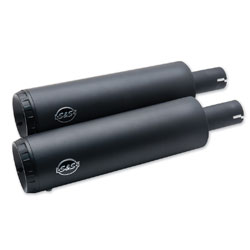 S&S Cycle Grand National Slip-On Muffler