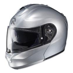 HJC RPHA Max Silver Modular Helmet