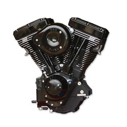 S&S Cycle V124 Black Edition Engine