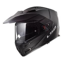 LS2 Metro V3 Matte Black Modular Helmet
