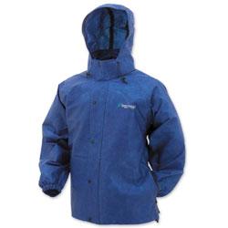 Frogg Toggs Men's Pro Action Royal Blue Rain Jacket