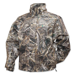 Frogg Toggs Men's Pro Action RealTree Max 5 Rain Jacket