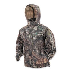 Frogg Toggs Men's Pro Action Mossy Oak Break-Up Country Rain Jacket