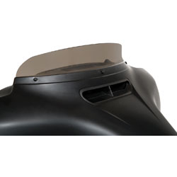 Memphis Shades 3″ Smoke Spoiler Windshield