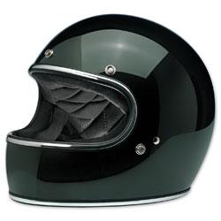 Biltwell Inc. Gringo Sierra Green Full Face Helmet