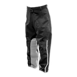 Frogg Toggs Men's Toadskinz Reflective Black Rain Pants