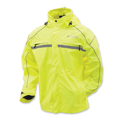 Frogg Toggs Men's Java 2.5 Illuminator Hi-Viz Rain Jacket
