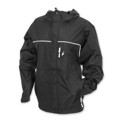 Frogg Toggs Women's Java Toadz Black Rain Jacket