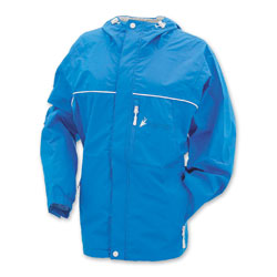Frogg Toggs Women's Java Toadz Blue Rain Jacket