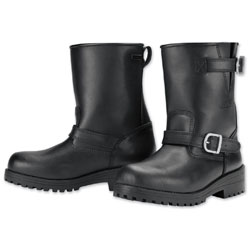 Tour Master Men's Vintage 2.0 Waterproof Black Boots