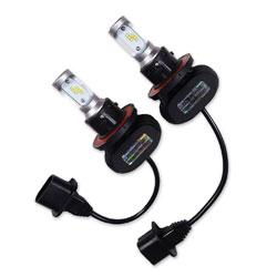 PathfinderLED Dual H13 Rugged Fanless LED Bulb Kit