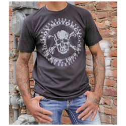 Sick Boy Men's Established Vintage Black T-Shirt