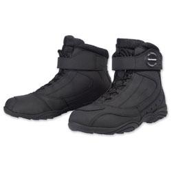 Tour Master Men's Response 2.0 Waterproof Black Boots