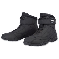 Tour Master Women's Response 2.0 Waterproof Black Boots