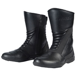 Tour Master Men's Solution Waterproof 2.0 Black Boots