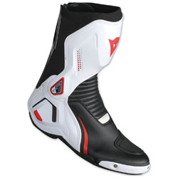 Dainese Course D1 Out Black/White/Red Lava Boots