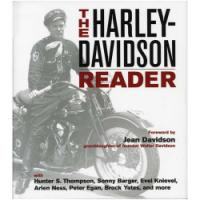 The Harley-Davidson Reader Book