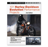 101 Harley-Davidson Evolution Performance Projects Book
