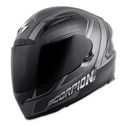 Scorpion EXO EXO-R2000 Launch Phantom Full Face Helmet