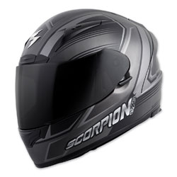 Scorpion EXO EXO-R2000 Launch Phantom Full Face Helmet
